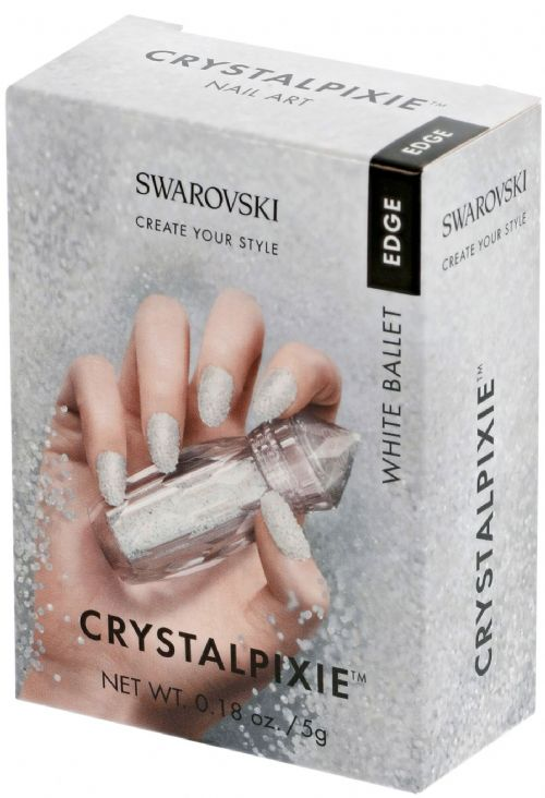 CRYSTALPIXIE EDGE - White Ballet, 5g